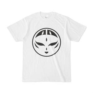 びゃッこパスTシャツ(ホワイト)