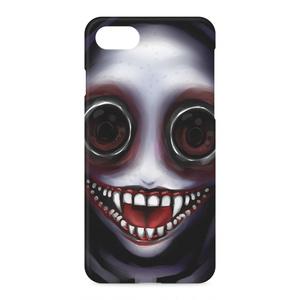 パッチリおめめのiPhoneケース