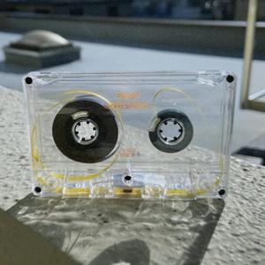 Favor 20min カセットテープ+ステッカーセット