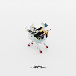 """【再販25部のみ】2nd EP """"Hint Shop"""" CD+デジタルデータ版+おまけシール3枚"""