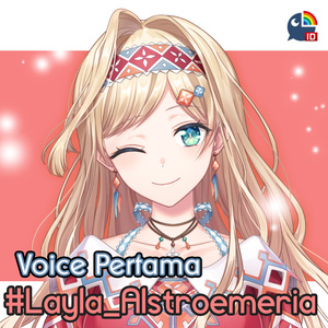Voice pack Layla Alstroemeria