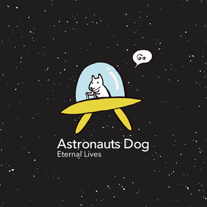 Astronauts Dog