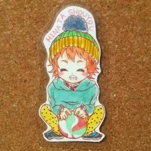 『ハイキュー‼/鳥野1年生/私服 ラミカ4枚セット』