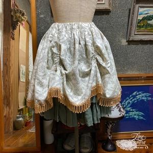 ブルボンヌシャーリングスカート