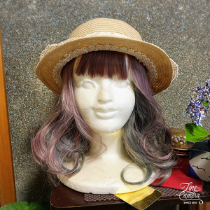 ロリータ☆カンカン帽