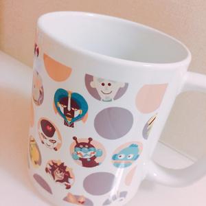 Ryusei Nakao マグカップ