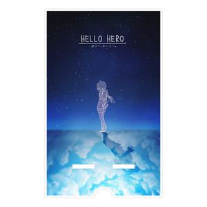 HELLO HERO スマホスタンドTYPE-A