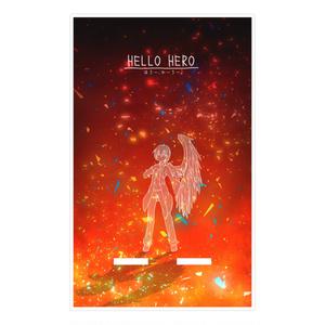 HELLO HERO スマホスタンドTYPE-B