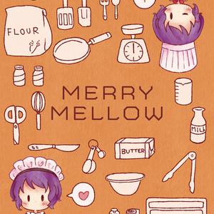 イラスト本「MERRY MELLOW」