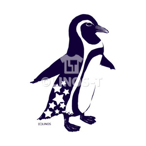 ペンギン日和 [トートバッグ]