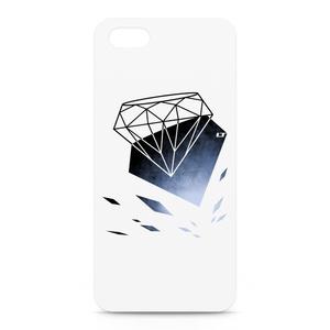 ダイヤモンド [iPhoneケース]