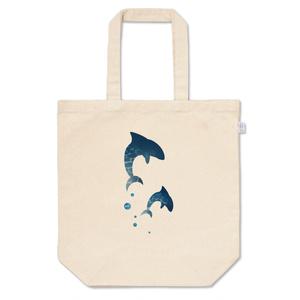 イルカ [トートバッグ]