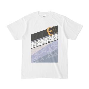 ストライプパープル [Tシャツ]