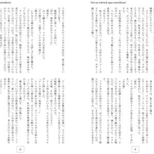 逃亡者と翻訳家の恋