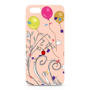 iPhoneケース 【Happy!!】