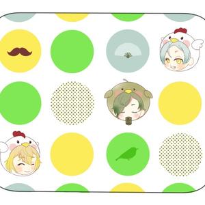 シラノ刀マウスパッド