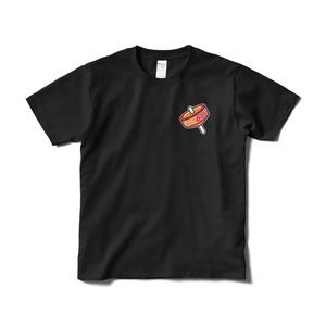 スピンギア こまロゴTシャツ