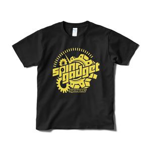 スピンギア スピンガジェットロゴTシャツ ブラック