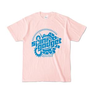スピンギア スピンガジェット(ライトブルーロゴ)Tシャツ