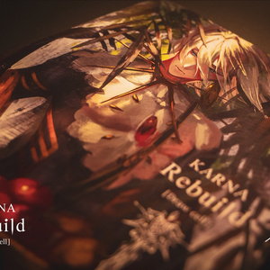 【C96ラフ画集】Rebuild [Draw cell]