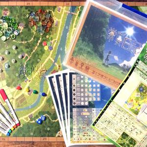 常夏日記 制作キット +北海道マップ