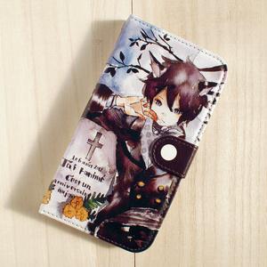 【iPhone/手帳型ケース】蘇生