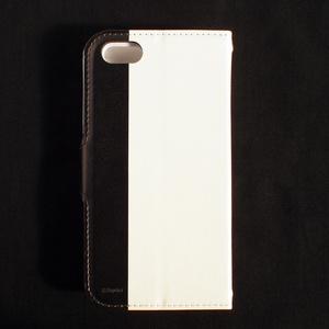 【iPhone/手帳型ケース】チンドン屋
