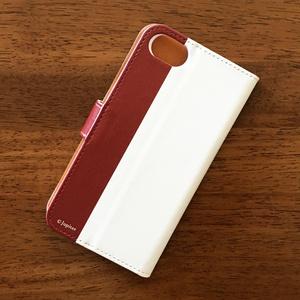 【iPhone 手帳型ケース】はなびら