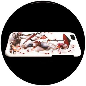 【スワロフスキーiPhone5/5s/SEケース】猫とカメラ