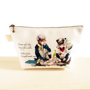 【三角ポーチ】航海士の日記