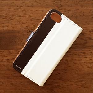 【iPhone 手帳型ケース】道しるべ