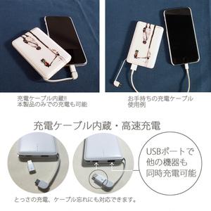【モバイルバッテリー】/猫とカメラ