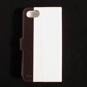 【iPhoneX】手帳型ケース/道しるべ