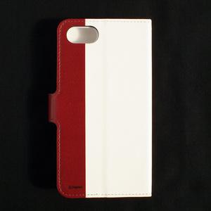 【iPhoneX】手帳型ケース/はなびら