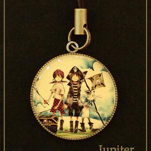 【ストラップ】海賊ごっこ