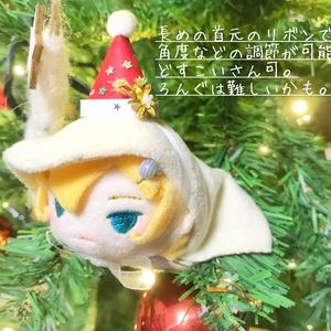 サンタさんのお帽子