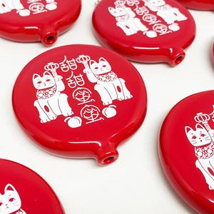 【コインケース&アクリルキーホルダー・バッジ】甜甜蜜蜜