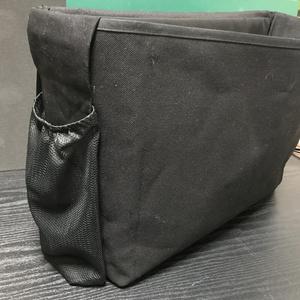 コミケ用バッグ 真っ黒