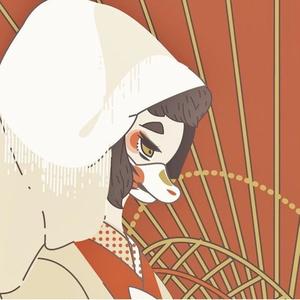 SNS用アイコン作成(簡易)