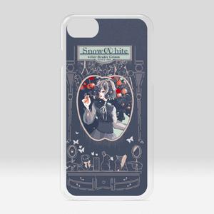 白雪姫のクリアケース