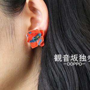 【ヒプマイ】麻天狼イメージイヤリング【シンジュク】