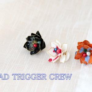 【ヒプマイ】MAD TRIGGER CREWイメージイヤリング【ヨコハマ】