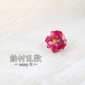 【ヒプマイ】FlingPosseイメージイヤリング【シブヤ】
