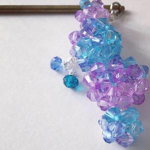 【完売】簪:紫陽花