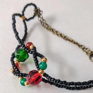 羽織紐・ストールクリップ:古備前モチーフ