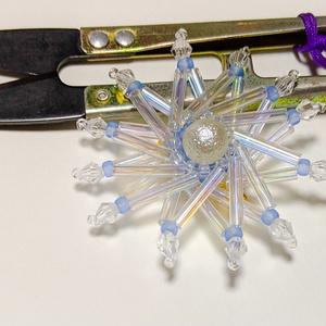 ブローチ:針状結晶