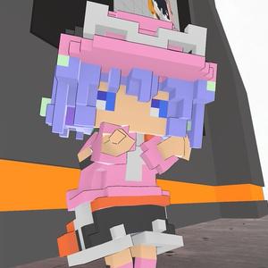 【3Dモデル】chibi P