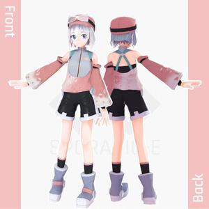 【オリジナル3Dモデル】プラン / プラン Lite 【セット】