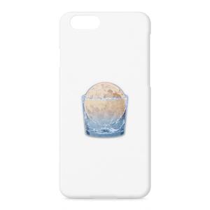 「月。」iPhoneケース