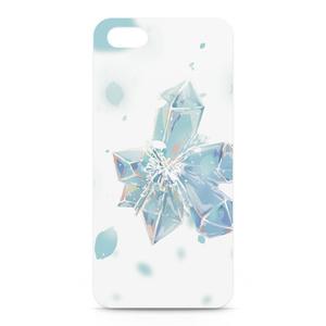 「氷。」iPhoneケース